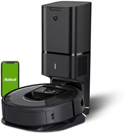アイロボットジャパンが2019年に発売した「ルンバ i7+」