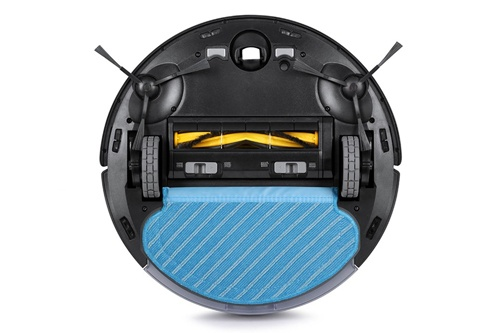 水拭き機能も備える中国・エコバックスのロボット掃除機「DEEBOT OZMO 920」