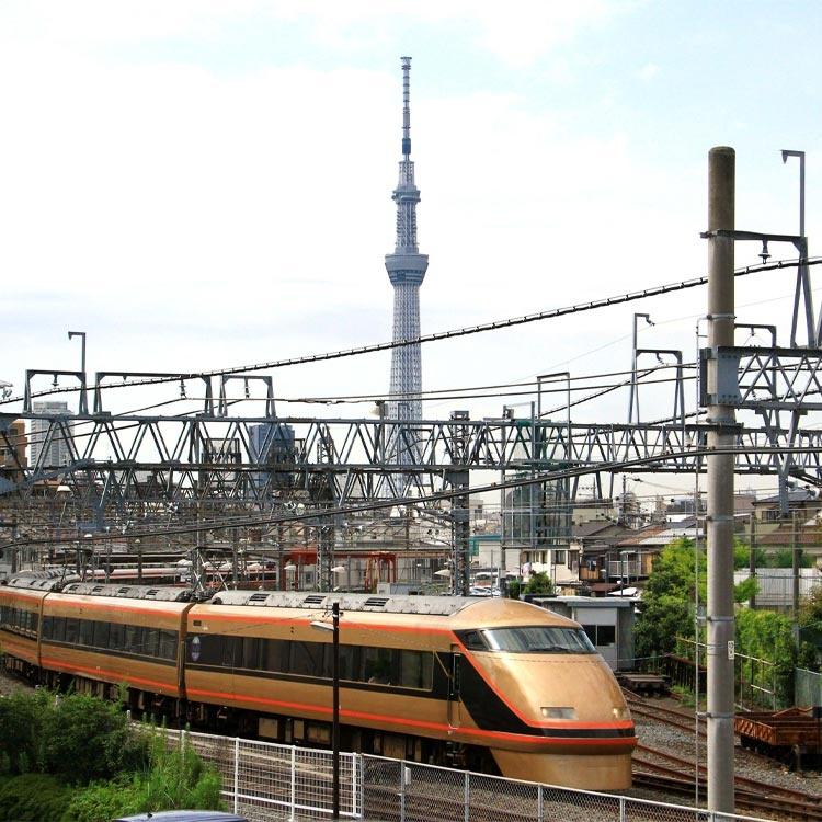 スカイツリーを生んだ東武鉄道、百年の計「終始一誠意」