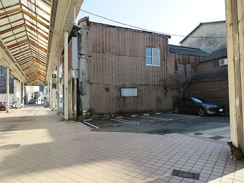 山口県宇部市の商店街「銀天街」で育ち、大学卒業後は父の店を継いだ