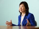 「生理にサヨナラして分かった男女の違い」議連会長の野田聖子氏