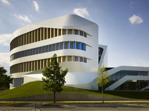 ドイツのフラウンホーファー研究機構は74の研究所からなり、2万8000人が働いている(写真:©️Fraunhofer IAO)