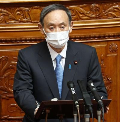コロナ禍のここまでの対応について、菅首相には大きな後悔がある(写真:共同通信)