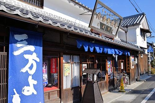 「三方よし」を生んだ近江地方(滋賀県)の商店(写真:PIXTA)