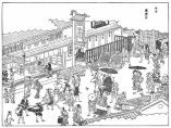 江戸文化の町、日本橋に集まる「宇宙人」