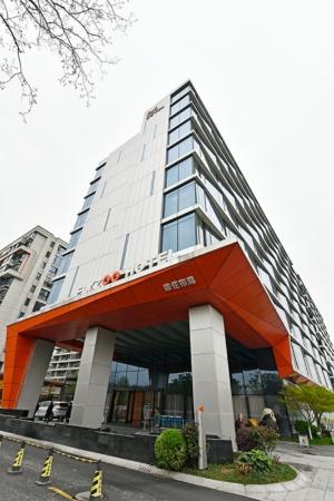 アリババ集団の未来型ホテル「菲住布渇酒店」