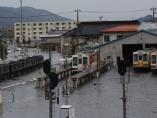 津波で駅が消えた! 停電を救ったディーゼル車両
