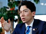 小泉進次郎・環境大臣「脱炭素ドミノを起こす」