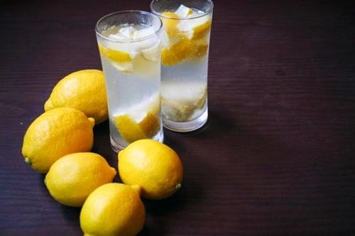 幅広い層に人気のレモンサワー