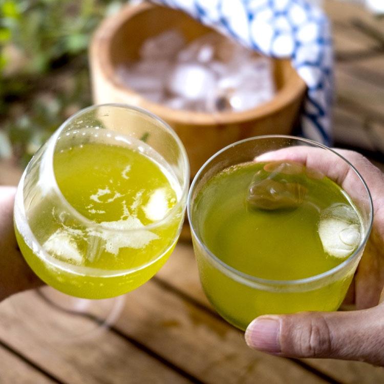 サウナと日本茶の「ととのう」関係 常識を超えてファン増やす
