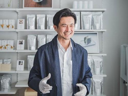 4代目当主の沼田晶一朗さん(44歳)
