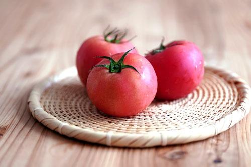 野菜産出額の中で1位を占めるトマト