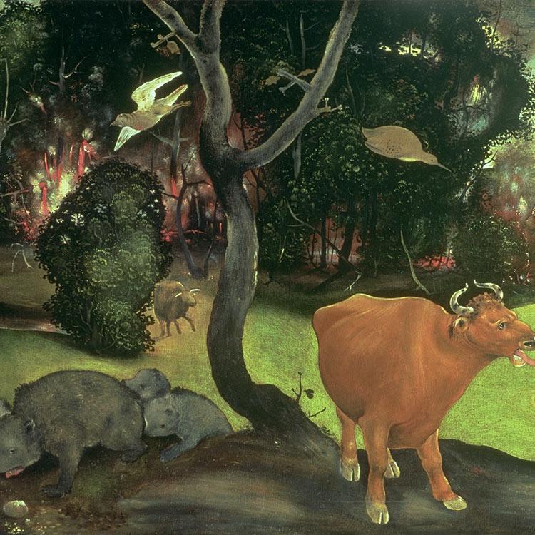 大火と絵画、西洋人が描いた「江戸の華」