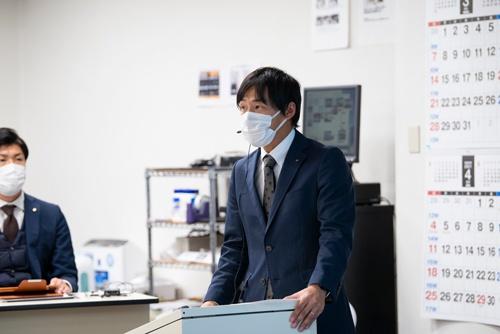 アイリスオーヤマBtoCメーカー事業本部 クリーナー事業部副事業部長の吉川将一氏