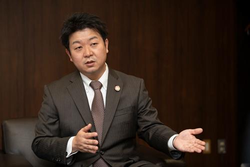 アイリスオーヤマ 代表取締役社長 大山晃弘氏