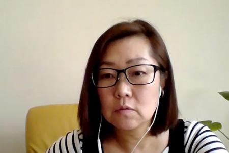 介護者をサポートする活動をするNPO法人UPTREE(アップツリー)代表の阿久津美栄子さん