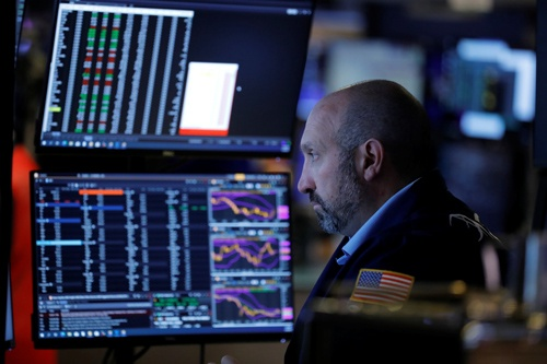 米株式市場の勢いは止まらない(写真:ロイター/アフロ)