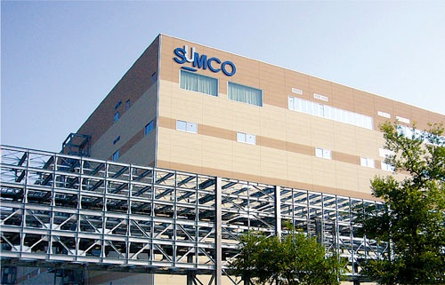SUMCOの九州事業所(佐賀県伊万里市)