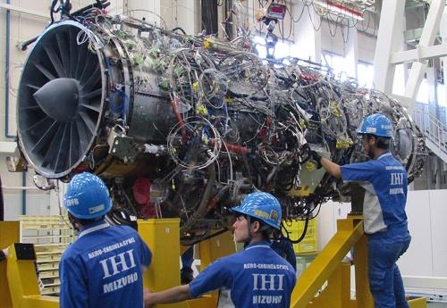 IHIが開発した次期戦闘機用のプロトタイプエンジン「XF9-1」は耐熱性を高めるために金属材料から見直している