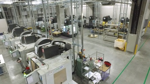 米プロトラブズ日本法人は受け取った3次元CADデータに基づいて部品を加工するサービスを手掛ける