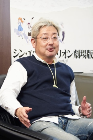 東映企画調整部プロデューサーの紀伊宗之氏
