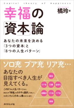 橘玲『幸福の「資本」論』(ダイヤモンド社)