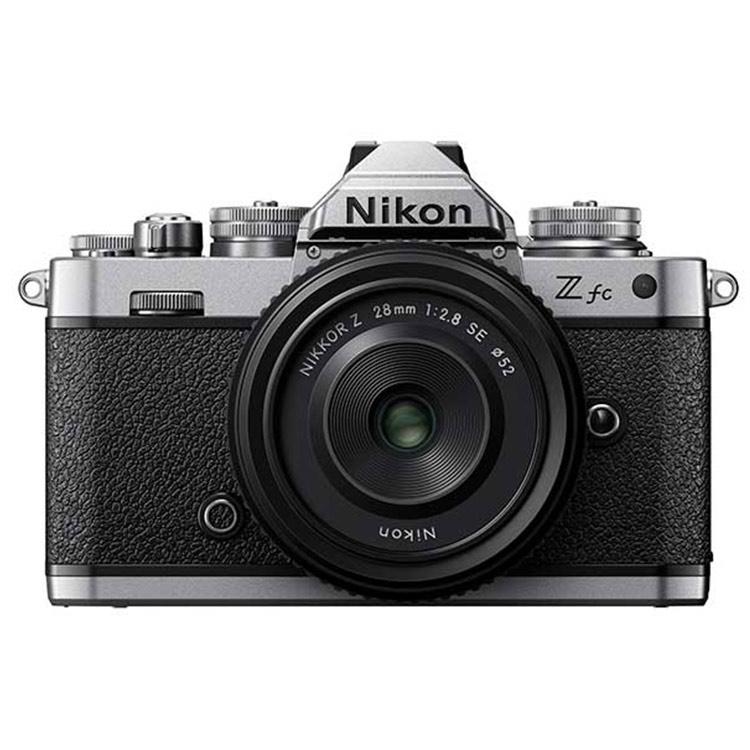 ニコン「Z fc」が好調 若者と50代を両取りできた一眼カメラ