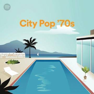 "<span class=""fontBold"">City Pop '70</span><br> 松原みき「真夜中のドア/Stay With Me」<br> 荒井由実「中央フリーウェイ」<br> 大貫妙子「都会」<br> サディスティックス「The Tokyo Taste」<br> 南 佳孝 duet with 大貫妙子「日付変更線」<br> ティン・パン・アレー「ソバカスのある少女」<br> 小坂 忠「流星都市」<br> Char「SHININ' YOU,SHININ'DAY」<br> 鈴木 茂「砂の女」"