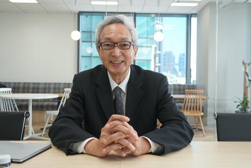 全樹脂電池を開発したAPBの堀江英明社長
