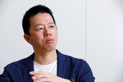 「非上場企業は『何のために会社があるのか』を考え続けないといけない」と語る髙田社長兼CEO