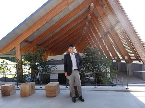 三重広域での「スーパーシティ構想」実現を目指す大日本印刷モビリティ事業部の椎名隆之氏