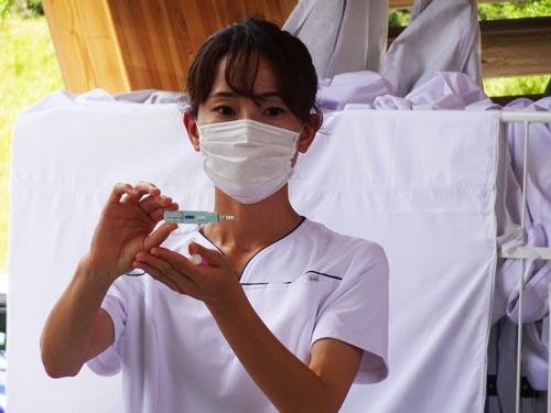 尿1滴でがんのリスクを判定できる最新の医療技術も導入する