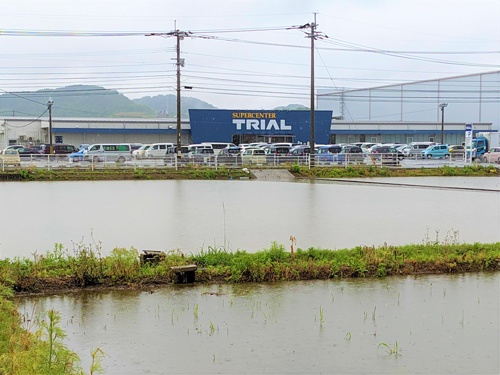 トライアルの店舗は九州を中心に、人口減に直面する地方部に多い