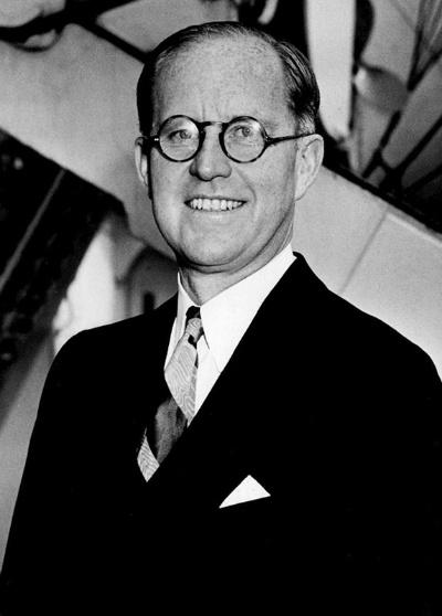 ジョセフ・P・ケネディ。第35代アメリカ大統領のジョン・F・ケネディの父として知られるが、政界に転じる前に相場師として大成功。「ケネディ王朝」の礎となる資産を築いた(写真:ユニフォトプレス)