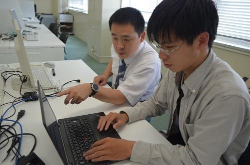 サイバーセキュリティーのエキスパート養成に力を入れる高知高専