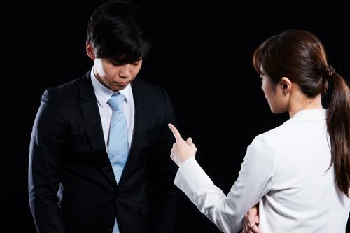仕事をないがしろにしたとして、佐野直斗氏(仮名)は1時間にわたり説教された。写真はイメージ(写真:PIXTA)