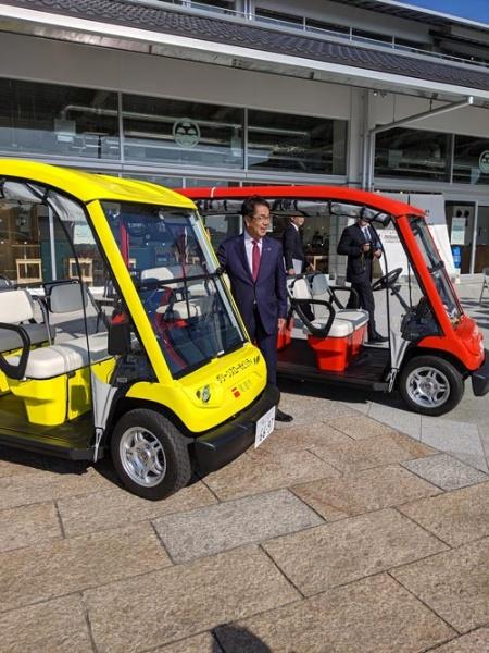 電脳交通は、自治体や地元企業などと実証実験に取り組み、地方での交通インフラの持続可能性を模索している