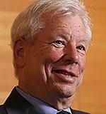 リチャード・セイラー氏<br>米シカゴ大学経営大学院教授(2017年ノーベル経済学受賞)(写真:陶山 勉)