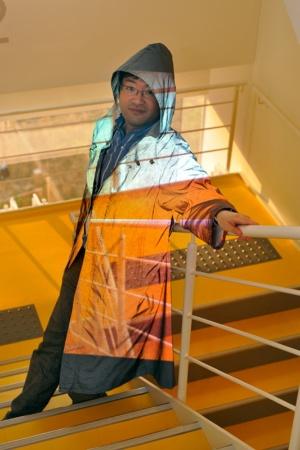 """<span class=""""fontBold"""">稲見昌彦(いなみ・まさひこ)氏</span><br>東京大学先端科学技術研究センター教授。1999年、東京大学大学院工学系研究科博士後期課程修了。2005年、マサチューセッツ工科大学コンピュータ科学人工知能研究所客員科学者、15年より東京大学大学院情報理工学系研究科教授。16年4月より現職。東京都出身。"""