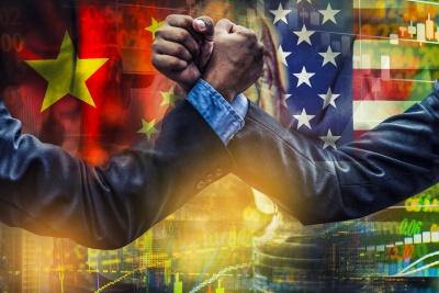 公正に競争することによって米中は対決を避けられる(写真:pixfly/Shutterstock.com)