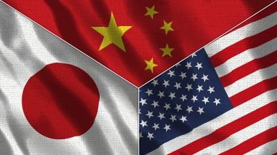 日本やアメリカは中国とどう対抗するか(写真:motioncenter/Shutterstock.com)