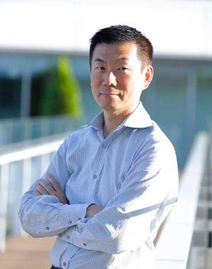 日経ビジネス賞に選ばれたディスコの関家一馬社長CEO(写真:竹井俊晴)