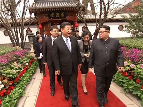 (写真=提供:CCTV/AFP/アフロ)