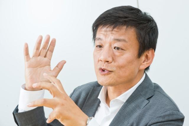 刀 代表取締役CEO 森岡 毅氏