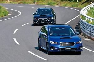 スバル車は安全運転支援の「アイサイト」搭載で先行した