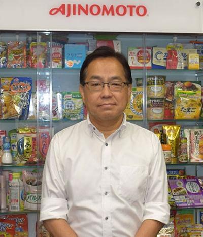 アミノサイエンス事業本部アミノサイエンス統括部アミノインデックスグループの安東敏彦氏。事業立ち上げ期から携わった