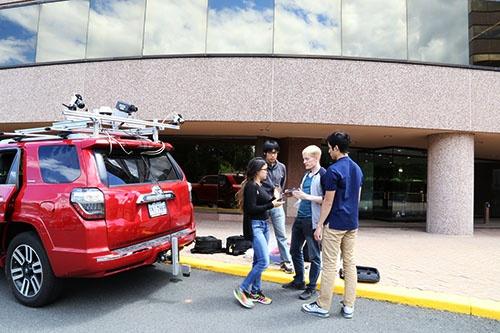 自動車で行ける距離が対応できる限界(写真:ネクスコ・ウエスト USA提供)
