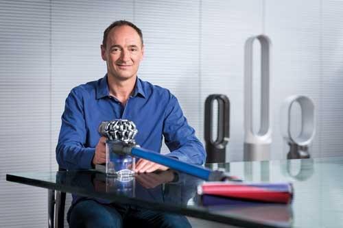 英ダイソンのマックス・コンツCEO(最高経営責任者)。1969年、ドイツ生まれ。米プロクター・アンド・ギャンブル(P&G)などを経て2010年にダイソンに入社。2012年から現職。