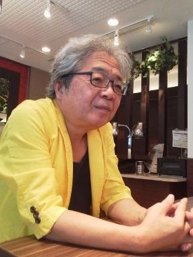 世川行介氏。郵便局長からホームレスに転落、どん底から歴史小説家として復活した
