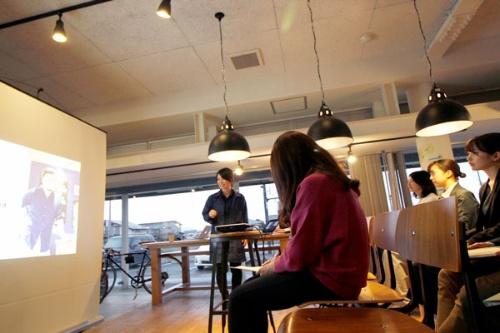中小企業でも、堅い業界でも、村尾氏の下で学んだ社員は採用活動の際、かっこいい大人として、学生にアピールできるようになった